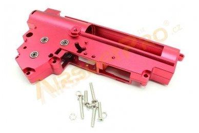 Aliuminis Gearbox korpuso komplektas V3  su 8mm guoliais 2
