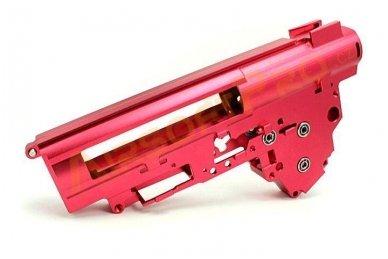 Aliuminis Gearbox korpuso komplektas V3  su 8mm guoliais 4