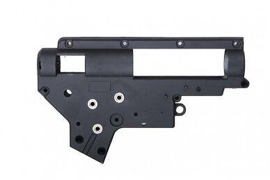 Detalė Gearbox tvirtesnio V2 korpuso su 8mm guoliais komplektas 2