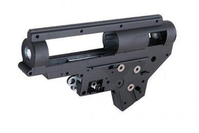 Detalė Gearbox tvirtesnio V2 korpuso su 8mm guoliais komplektas