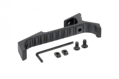 Kampinė ergonominė rankenėlė Key-Mod/MLOCK 4