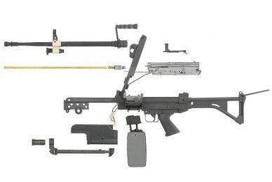 Kulkosvaidis M249 MK1 10