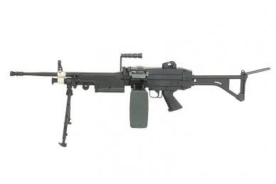 Kulkosvaidis M249 MK1