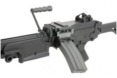 Kulkosvaidis M249 MK1 9