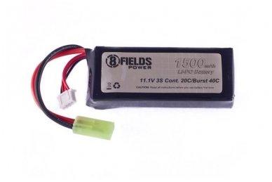 Li-Po 1500mah 11,1V 20/40C Baterija