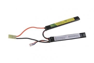 Lipo 7,4v 1450mah 30c baterija
