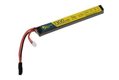 Lipo 7,4v 1300mah 25/50c baterija