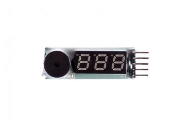 Lipo baterijų testeris 2