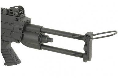 Kulkosvaidis airsoft M249 PARA 5
