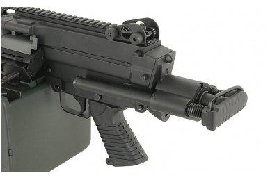 Kulkosvaidis airsoft M249 PARA 6