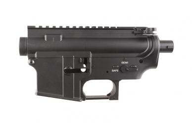M4/AR15 metalinis korpusas 2