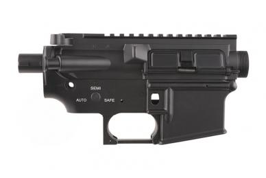 M4/AR15 metalinis korpusas