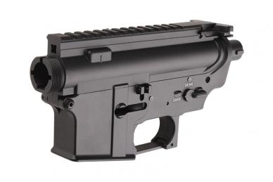 M4/AR15 metalinis korpusas 3
