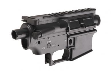 M4/AR15 metalinis korpusas 4