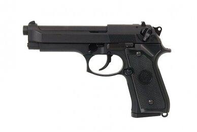 Šratasvydžio pistoletas Pistoletas M9