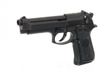 Šratasvydžio pistoletas Pistoletas M9 3