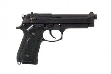 Šratasvydžio pistoletas Pistoletas M9 2