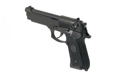 Šratasvydžio pistoletas Pistoletas M9 4