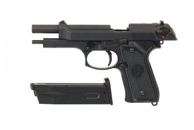 Šratasvydžio pistoletas Pistoletas M9 5