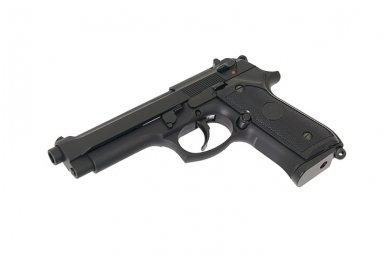 Šratasvydžio pistoletas Pistoletas M9 6