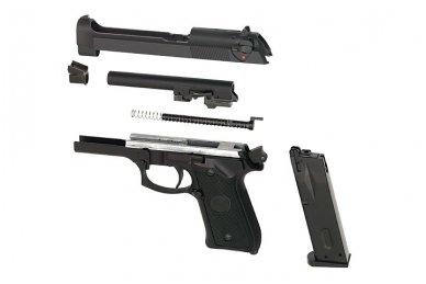 Šratasvydžio pistoletas Pistoletas M9 7