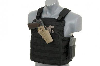 Molle platforma pistoleto dėklui (TAN) 2