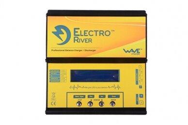 Pakrovėjas Multiprocessor Wave™ Electro River