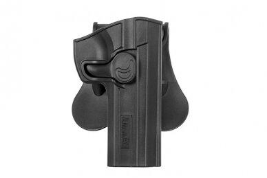 Pistoleto CZ 75 SP-01 polimerinis dėklas