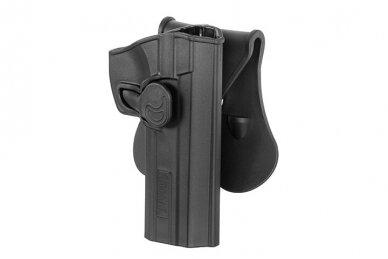 Pistoleto CZ 75 SP-01 polimerinis dėklas 3
