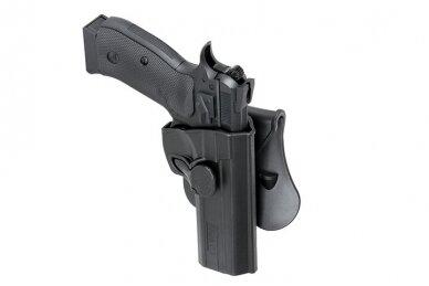 Pistoleto CZ 75 SP-01 polimerinis dėklas 7