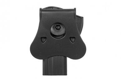 Pistoleto CZ 75 SP-01 polimerinis dėklas 2