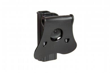 Pistoleto Glock G17/G19/G18 dėklas 3