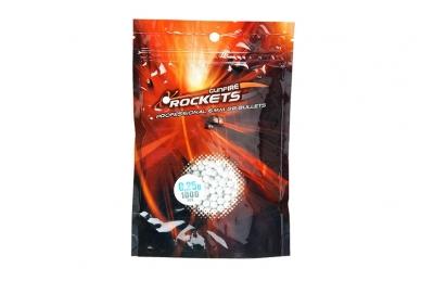 Rockets Professional Šratai 0,25g - 1000 vnt.
