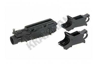 Granatsvaidis SCAR modeliams, juodas