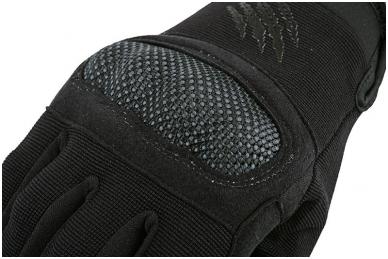 Shield taktinės pirštinės - Juodos spalvos 3