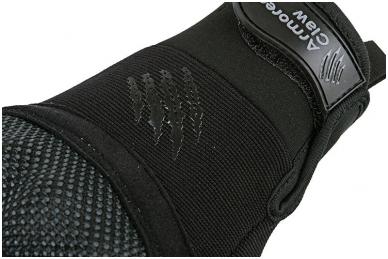 Shield taktinės pirštinės - Juodos spalvos 5