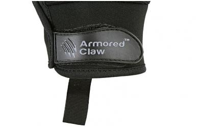 Shield taktinės pirštinės - Juodos spalvos 6