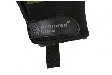 Shield taktinės pirštinės - Žalios spalvos 5