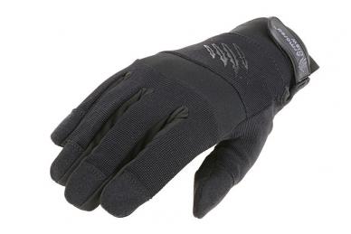 Shooter Šaltojo sezono taktinės pirštinės - Juodos spalvos (S dydis)