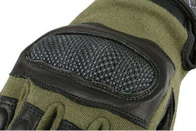 Smart Tac taktinės pirštinės - Žalios spalvos 5