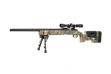 Snaiperinis šautuvas SA-S02 Multicamo 3