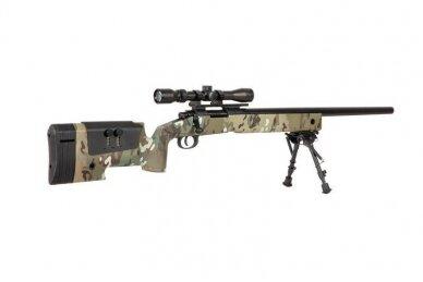 Snaiperinis šautuvas SA-S02 Multicamo 5