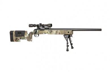 Snaiperinis šautuvas SA-S02 Multicamo 4