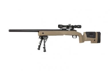 Snaiperinis šautuvas SA-S02 Smėlio spalvos 5