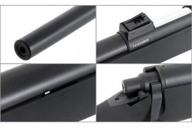 Snaiperinis Šautuvas BAR-10 su optika 4