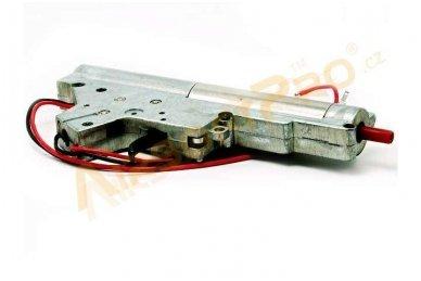 Pilnas SR-25 gearbox mechanizmas 2