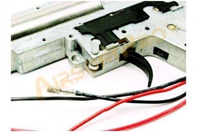 Pilnas SR-25 gearbox mechanizmas 3