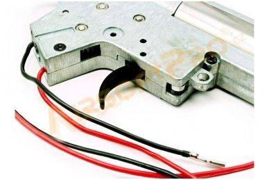Pilnas SR-25 gearbox mechanizmas 4