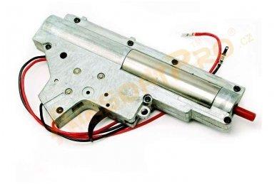 Pilnas SR-25 gearbox mechanizmas