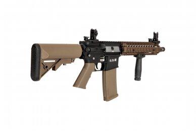 Šratasvydžio automatas Daniel Defense® MK18 SA-E19 EDGE™ Chaos Bronze 5